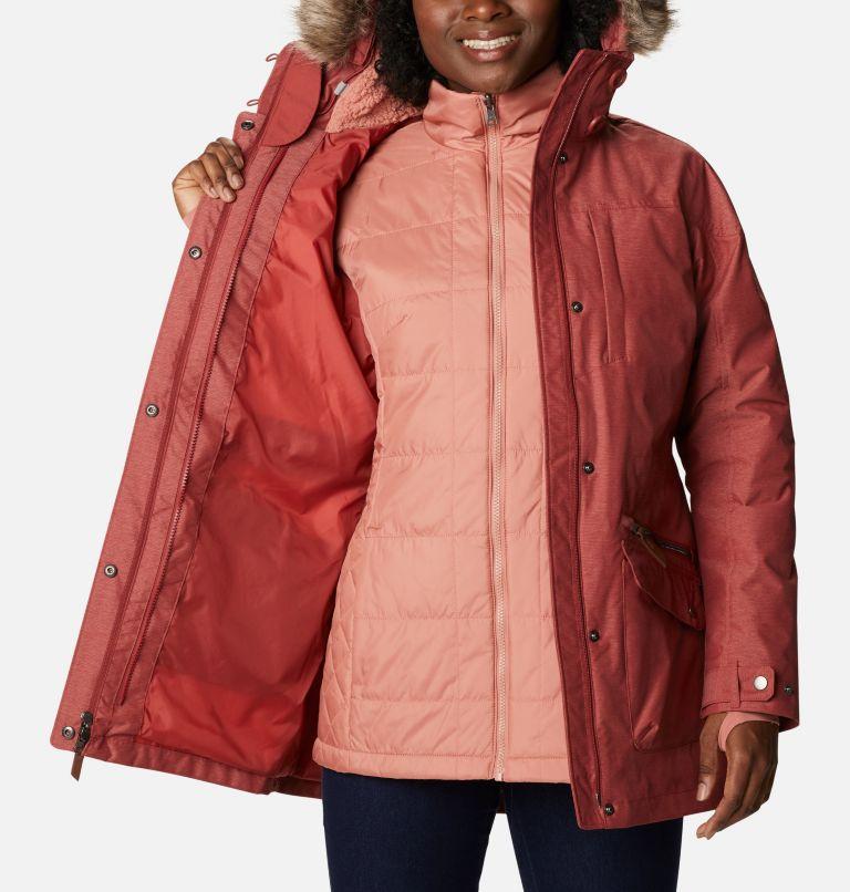 Carson Pass™ IC Jacket | 638 | XL Women's Carson Pass™ Interchange Jacket, Dusty Crimson, a3