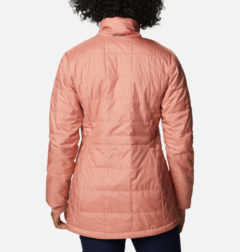Carson Pass™ IC Jacket | 638 | XL Women's Carson Pass™ Interchange Jacket, Dusty Crimson, a6
