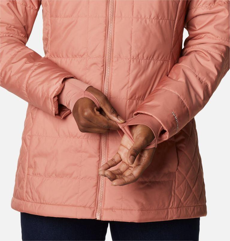 Carson Pass™ IC Jacket | 638 | XL Women's Carson Pass™ Interchange Jacket, Dusty Crimson, a7
