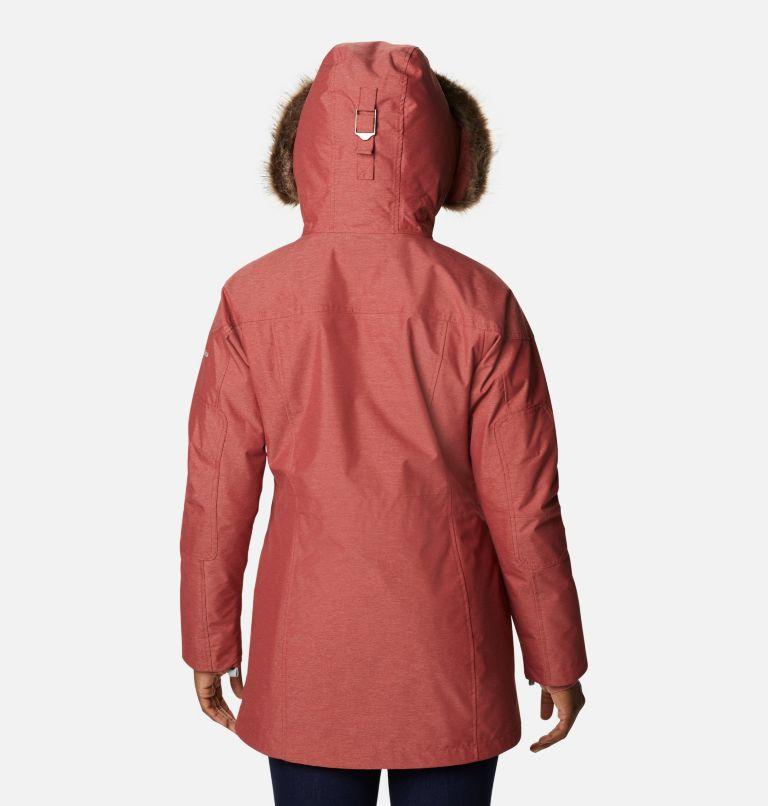 Carson Pass™ IC Jacket | 638 | XL Women's Carson Pass™ Interchange Jacket, Dusty Crimson, back