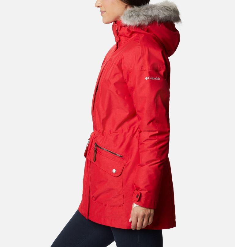 Carson Pass™ IC Jacket | 658 | S Women's Carson Pass™ Interchange Jacket, Red Lily, a1