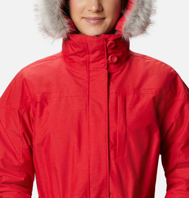 Carson Pass™ IC Jacket | 658 | M Women's Carson Pass™ Interchange Jacket, Red Lily, a2