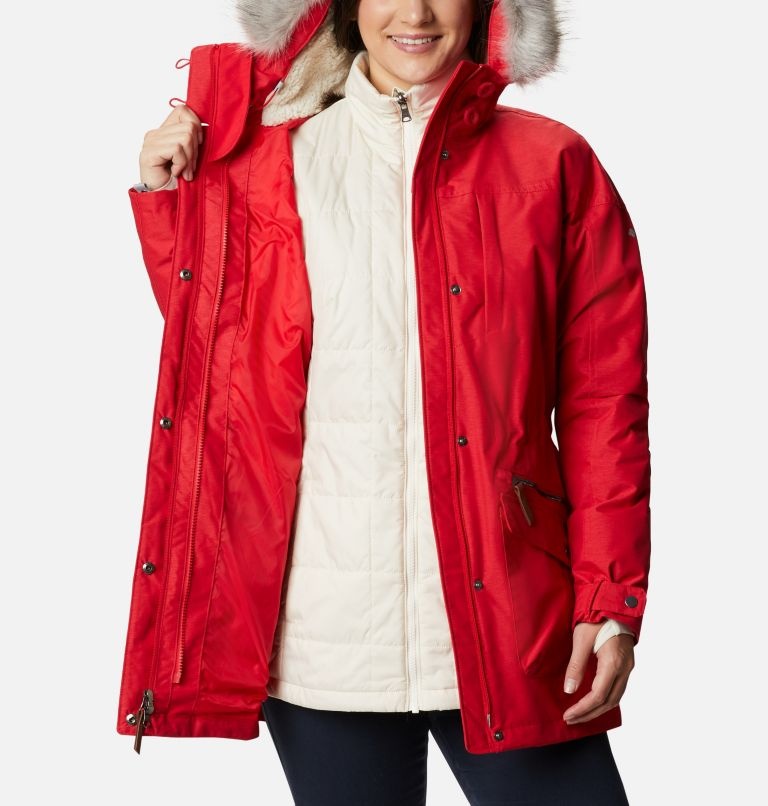 Carson Pass™ IC Jacket | 658 | M Women's Carson Pass™ Interchange Jacket, Red Lily, a3