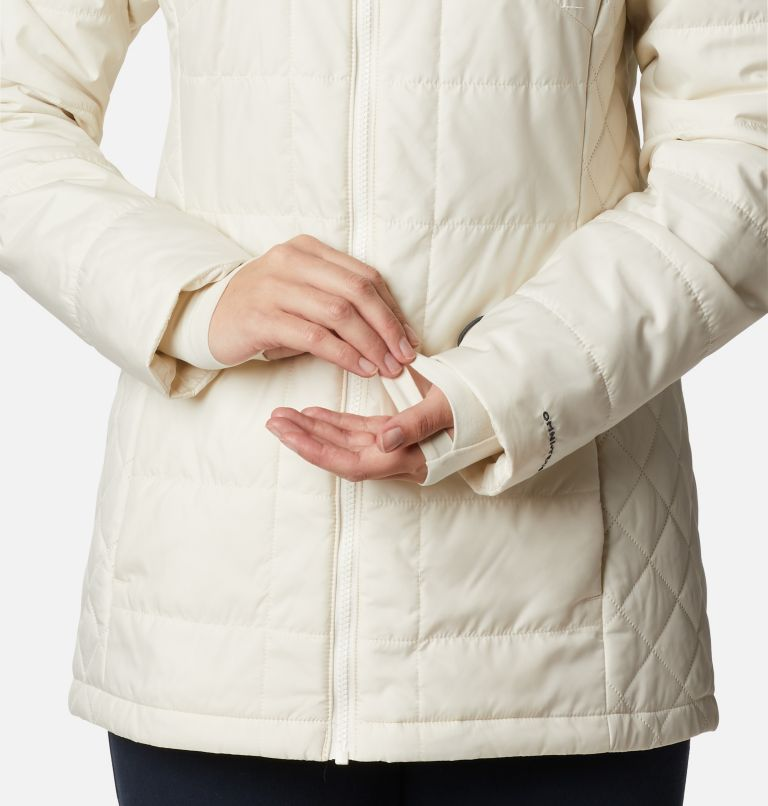 Carson Pass™ IC Jacket | 658 | M Women's Carson Pass™ Interchange Jacket, Red Lily, a9