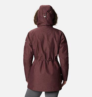 Veste Carson Pass™ Interchange pour femme Carson Pass™ IC Jacket | 010 | L, Malbec, back