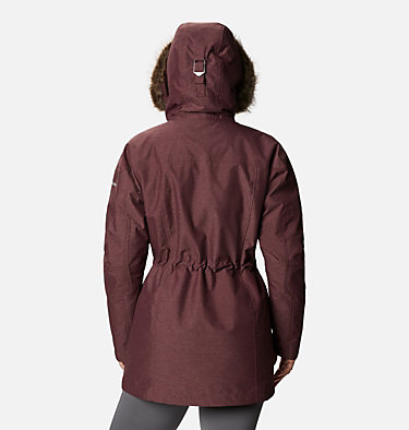 Women's Carson Pass™ Interchange Jacket Carson Pass™ IC Jacket | 010 | L, Malbec, back