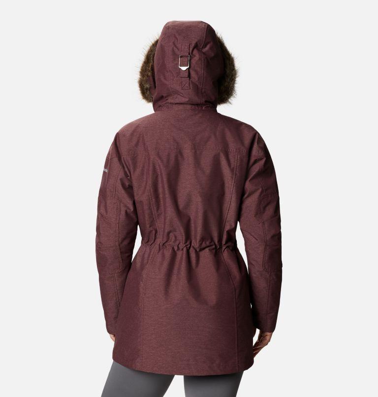Carson Pass™ IC Jacket | 671 | XS Women's Carson Pass™ Interchange Jacket, Malbec, back