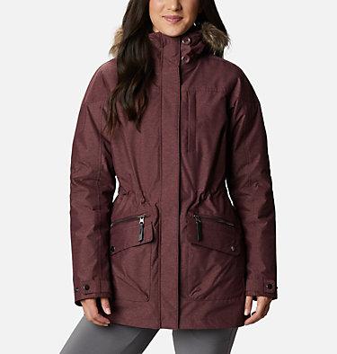 Veste Carson Pass™ Interchange pour femme Carson Pass™ IC Jacket | 010 | L, Malbec, front