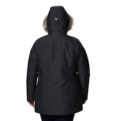 Women's Carson Pass™ Interchange Jacket - Plus Size Carson Pass™ IC Jacket | 658 | 3X, Black, back
