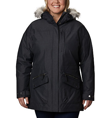 Women's Carson Pass™ Interchange Jacket - Plus Size Carson Pass™ IC Jacket | 658 | 3X, Black, front