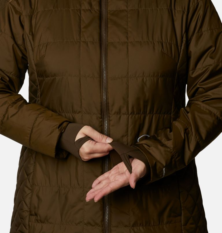 Women's Carson Pass™ Interchange Jacket - Plus Size Women's Carson Pass™ Interchange Jacket - Plus Size, a8