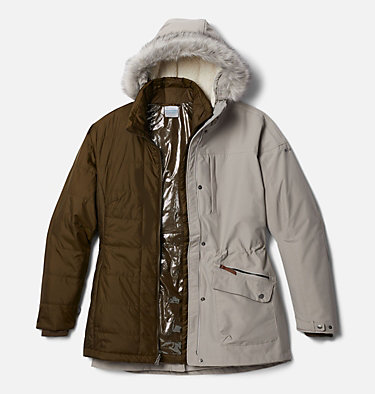 Women's Carson Pass™ Interchange Jacket - Plus Size Carson Pass™ IC Jacket | 658 | 3X, Flint Grey, front