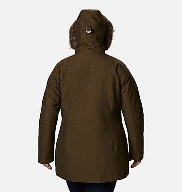 Women's Carson Pass™ Interchange Jacket - Plus Size Carson Pass™ IC Jacket | 658 | 3X, Olive Green, back