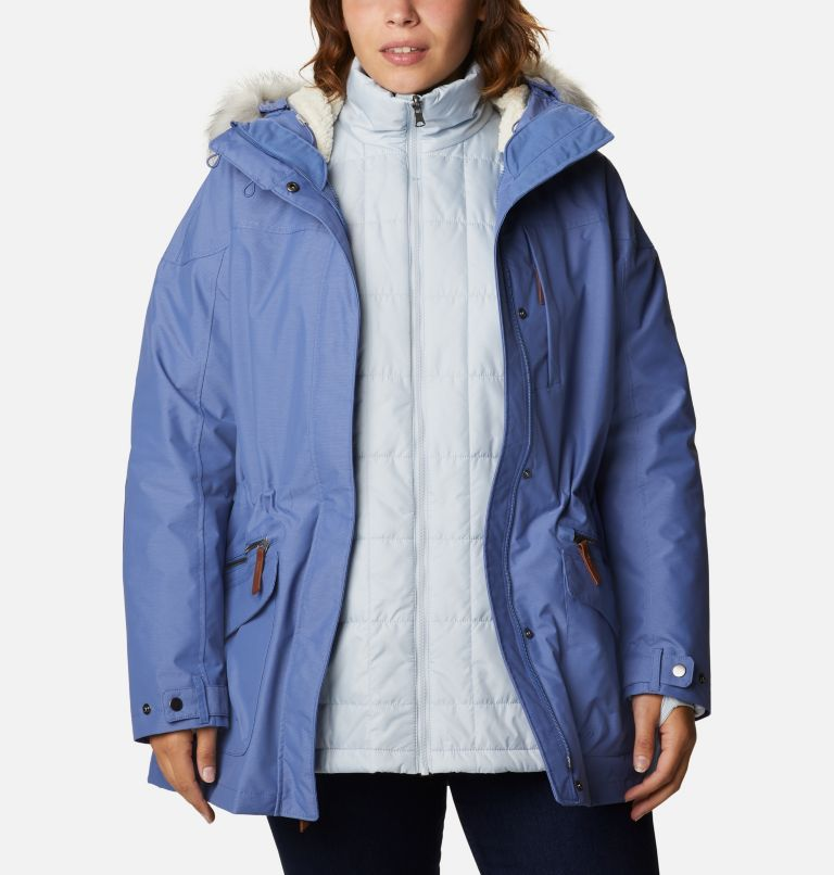 Women's Carson Pass™ Interchange Jacket - Plus Size Women's Carson Pass™ Interchange Jacket - Plus Size, a10