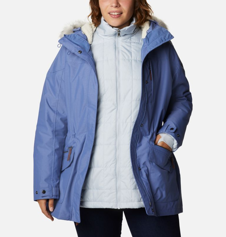 Women's Carson Pass™ Interchange Jacket - Plus Size Women's Carson Pass™ Interchange Jacket - Plus Size, a9