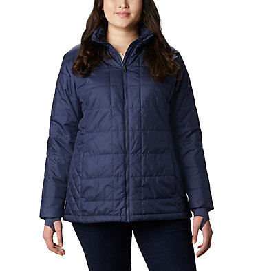 Women's Carson Pass™ Interchange Jacket - Plus Size Carson Pass™ IC Jacket | 658 | 3X, Dark Nocturnal, front