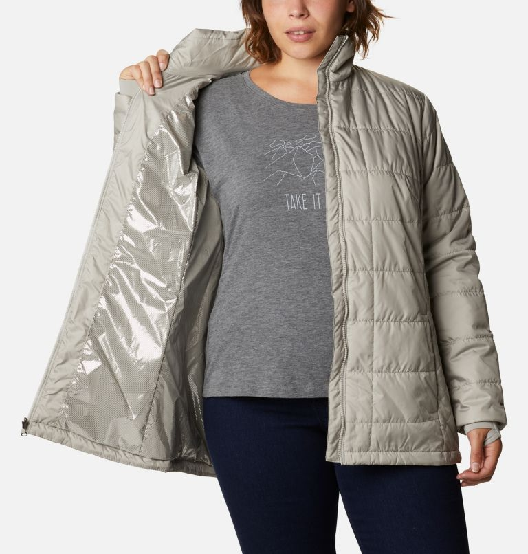 Women's Carson Pass™ Interchange Jacket - Plus Size Women's Carson Pass™ Interchange Jacket - Plus Size, a7