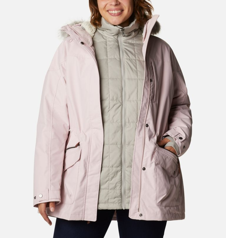 Women's Carson Pass™ Interchange Jacket - Plus Size Women's Carson Pass™ Interchange Jacket - Plus Size, a9