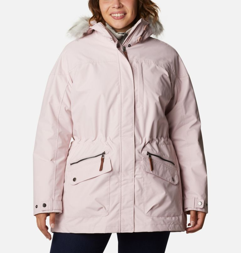 Women's Carson Pass™ Interchange Jacket - Plus Size Women's Carson Pass™ Interchange Jacket - Plus Size, front
