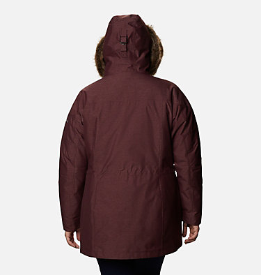 Women's Carson Pass™ Interchange Jacket - Plus Size Carson Pass™ IC Jacket | 658 | 3X, Malbec, back