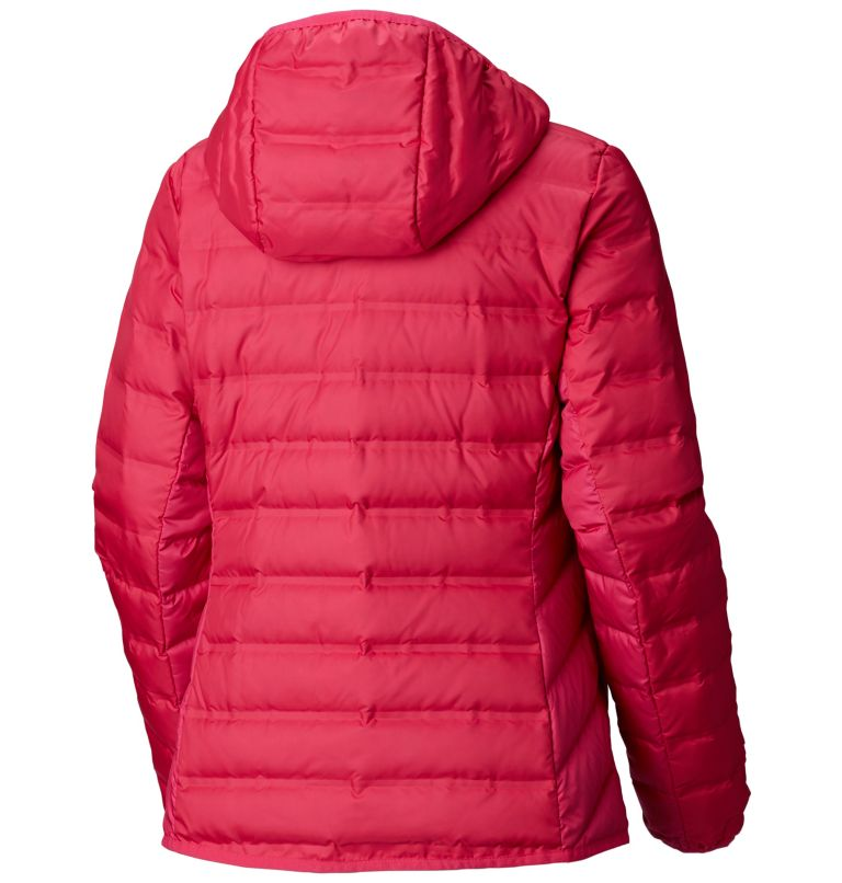 Women's Lake 22™Down Hooded Jacket Women's Lake 22™Down Hooded Jacket, back