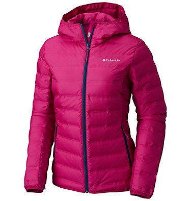Women's Lake 22™Down Hooded Jacket , front