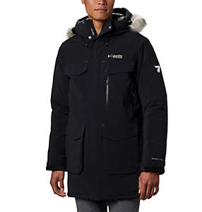 Men's Titan Pass™ 780 TurboDown Parka - Big