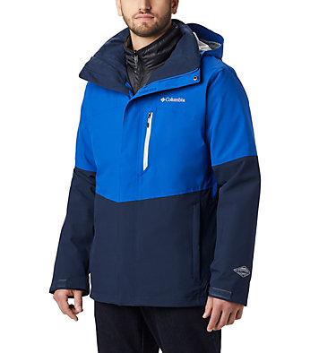 Men's Wild Card™ Interchange Jacket Wild Card™ Interchange Jacket | 043 | L, Azul, Collegiate Navy, front