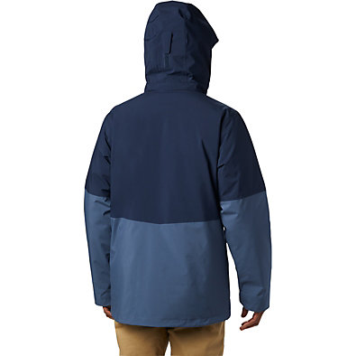 Men's Wild Card™ Interchange Jacket Wild Card™ Interchange Jacket | 043 | L, Collegiate Navy, Dark Mountain, back