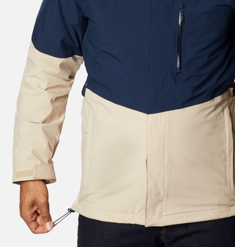 Wild Card™ Interchange Jacket   466   M Men's Wild Card™ Interchange Jacket, Collegiate Navy, Ancient Fossil, a6