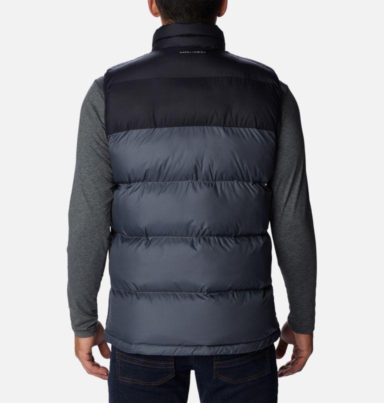 Pike Lake™ Vest | 010 | S Men's Pike Lake™ Vest, Black, Graphite, back