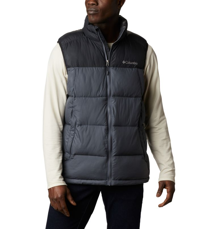 Pike Lake™ Vest | 010 | S Men's Pike Lake™ Vest, Black, Graphite, front