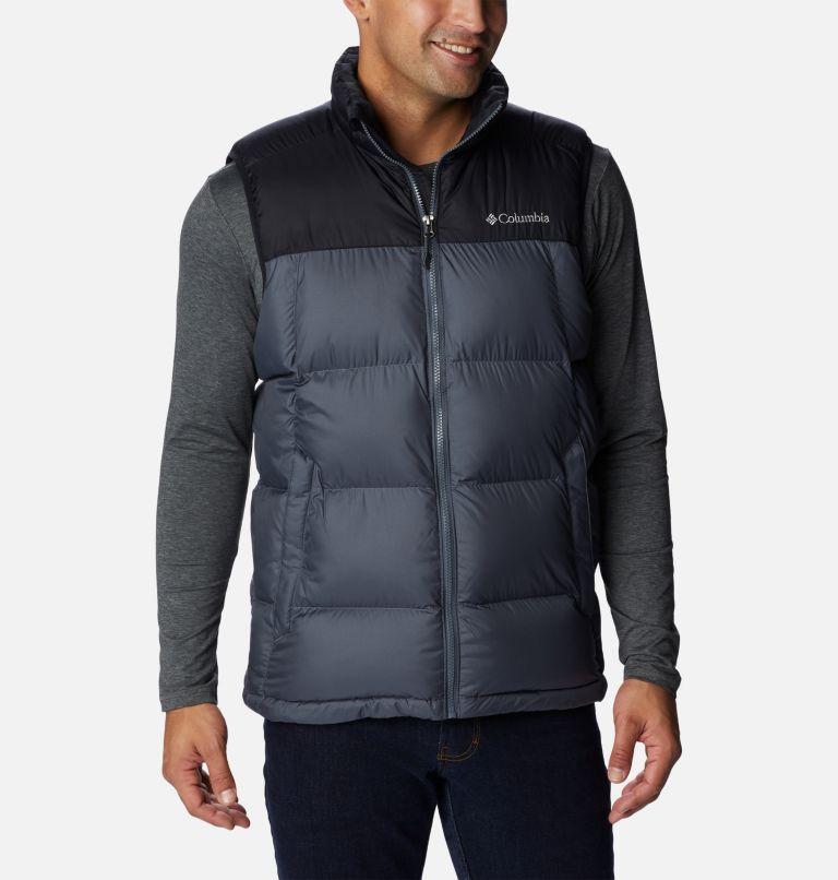 Pike Lake™ Vest | 010 | S Men's Pike Lake™ Vest, Black, Graphite, front