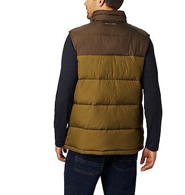 Men's Pike Lake™ Vest Pike Lake™ Vest   014   L, Olive Brown, Olive Green, back