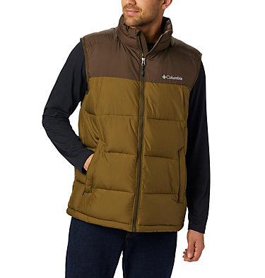 Men's Pike Lake™ Vest Pike Lake™ Vest   014   L, Olive Brown, Olive Green, front