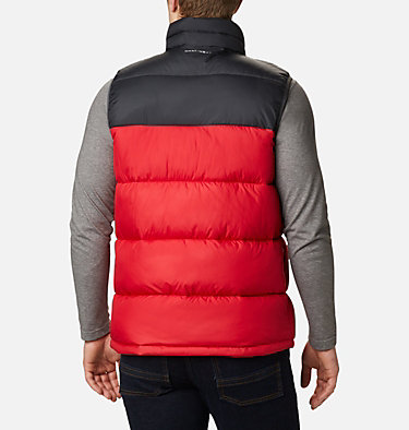 Veste Pike Lake™ pour homme Pike Lake™ Vest | 615 | S, Mountain Red, Shark, back