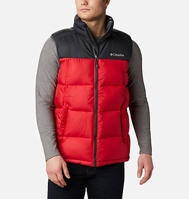 Veste Pike Lake™ pour homme Pike Lake™ Vest | 615 | S, Mountain Red, Shark, front