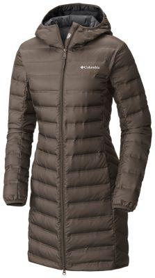 ca0884029 Women's Lake 22™ Long Hooded Down Jacket