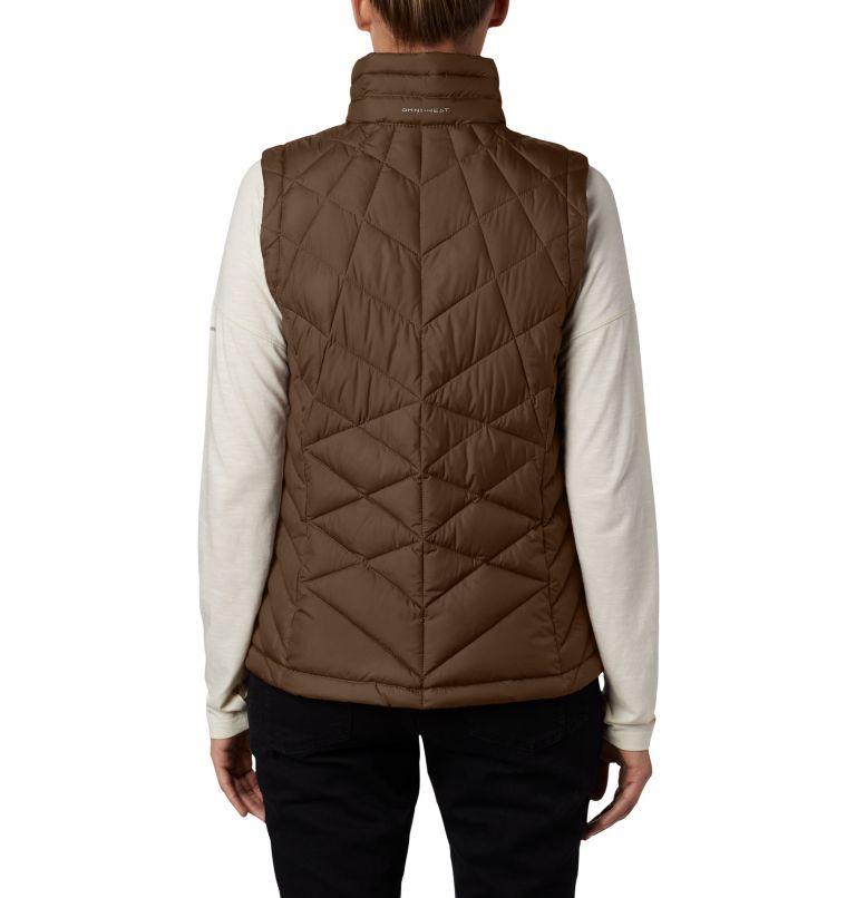 Heavenly™ Vest   319   XS Women's Heavenly™ Vest, Olive Green, back
