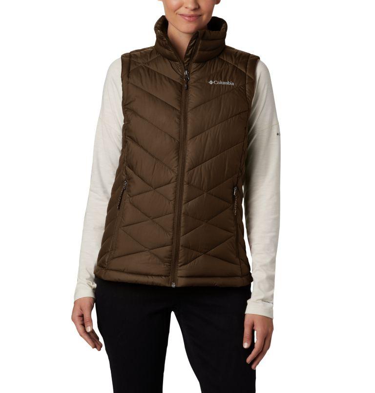 Heavenly™ Vest   319   XS Women's Heavenly™ Vest, Olive Green, front