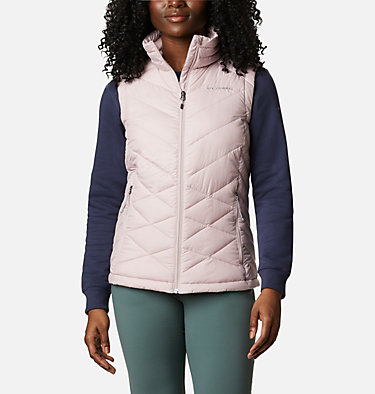 Women's Heavenly™ Vest Heavenly™ Vest | 671 | XS, Mineral Pink, front