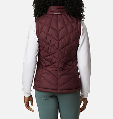 Women's Heavenly™ Vest Heavenly™ Vest | 671 | XS, Malbec, back