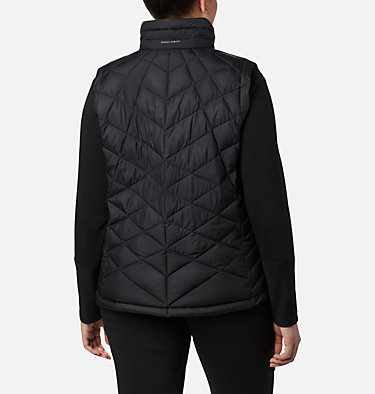 Women's Heavenly™ Vest - Plus Size Heavenly™ Vest | 671 | 1X, Black, back