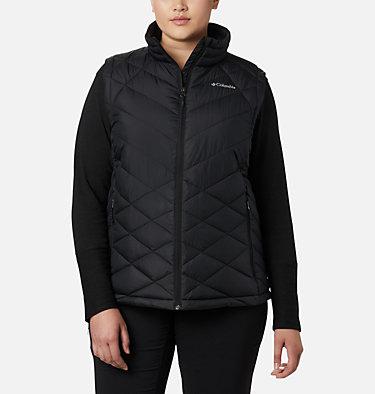 Women's Heavenly™ Vest - Plus Size Heavenly™ Vest | 671 | 1X, Black, front