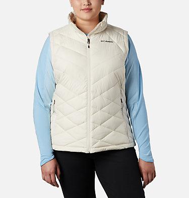 Women's Heavenly™ Vest - Plus Size Heavenly™ Vest | 671 | 1X, Chalk, front