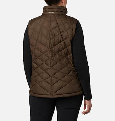 Women's Heavenly™ Vest - Plus Size Heavenly™ Vest | 671 | 1X, Olive Green, back