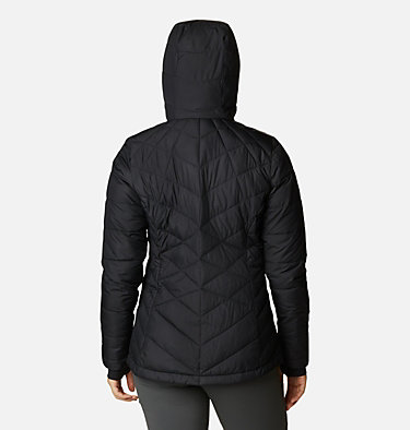 Women's Heavenly™ Hooded Jacket Heavenly™ Hdd Jacket | 604 | S, Black, back