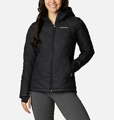 Women's Heavenly™ Hooded Jacket Heavenly™ Hdd Jacket | 604 | S, Black, front