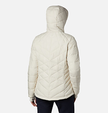 Women's Heavenly™ Hooded Jacket Heavenly™ Hdd Jacket | 604 | S, Chalk, back