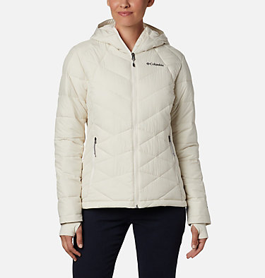 Women's Heavenly™ Hooded Jacket Heavenly™ Hdd Jacket | 604 | S, Chalk, front